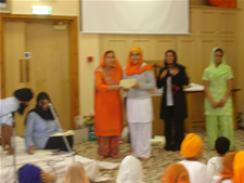 Summer Gurmat camp picture