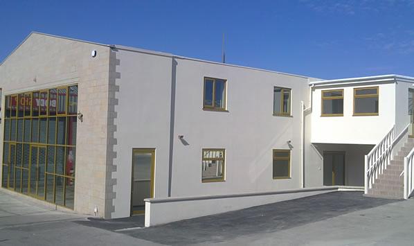 New Punjabi School - Outside view